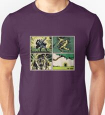 """""""You absorbed the full impact of the gamma rays!"""" Unisex T-Shirt"""