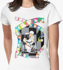 Gintama  Women's Fitted T-Shirt