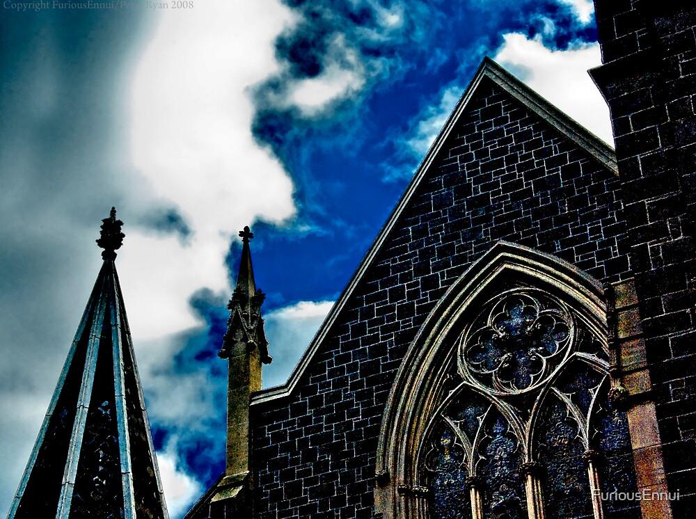 God versus Church by FuriousEnnui