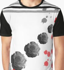 Dead Roses Graphic T-Shirt