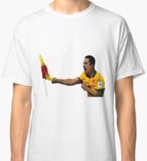 Tim Cahill Football Player Celebration Classic T-Shirt