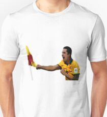 Tim Cahill Football Player Celebration Unisex T-Shirt
