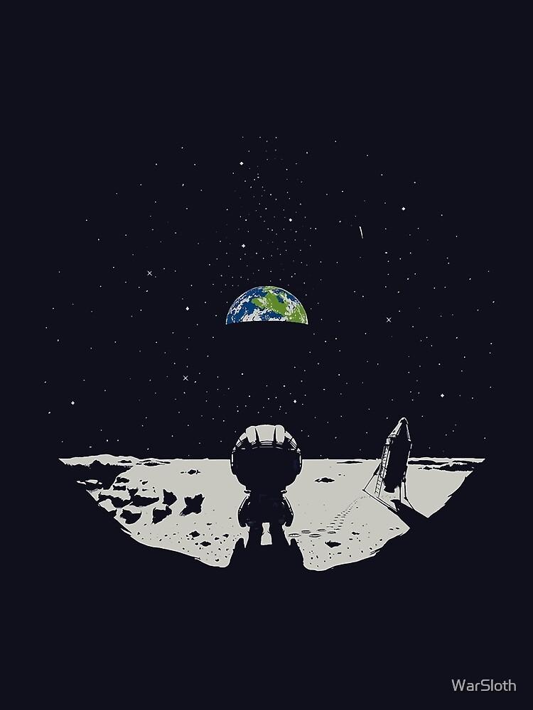 Espacio solitario de WarSloth