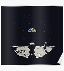 Lonely Space Poster