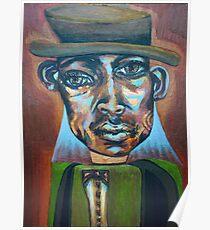 """John """"Trane"""" Coltrane Poster"""