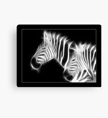 Animalia Canvas Print