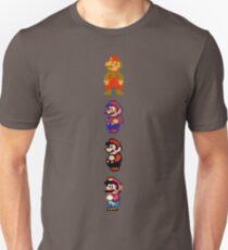 All 8 Bit Mario Unisex T-Shirt