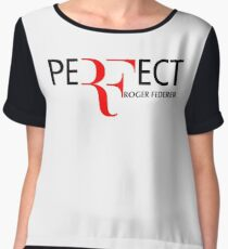 peRFect RoGer fEDerEr Chiffon Top