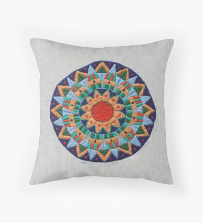 Seedling Throw Pillow