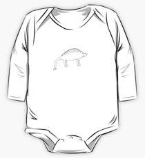 Bob the bored Ankylosaurus  Kids Clothes