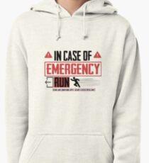 Emergency Pullover Hoodie