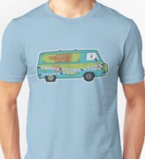 Busted: Mystery Machine T-Shirt