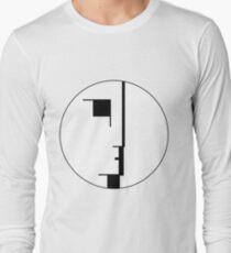 Bauhaus Logo Long Sleeve T-Shirt