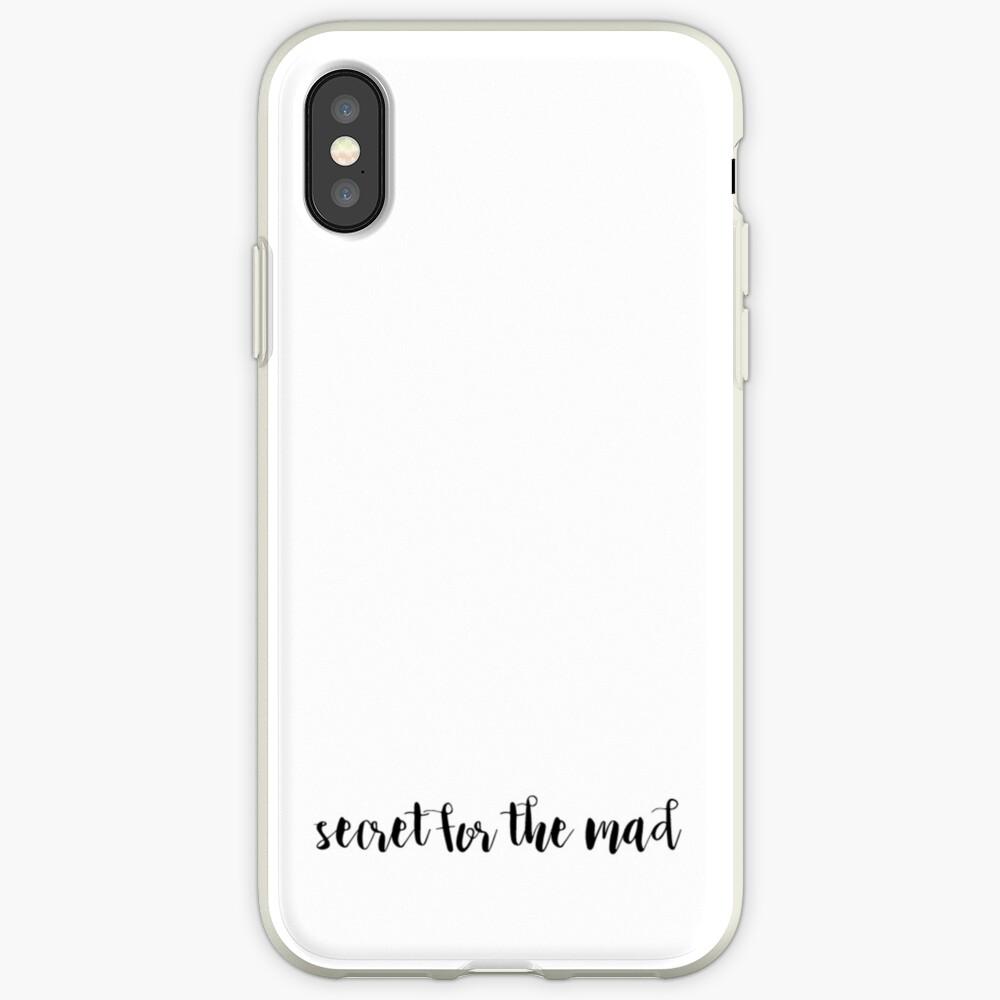 dodie clark geheim für die verrückt iPhone-Hülle & Cover