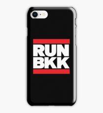 RUN BKK iPhone Case/Skin