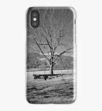 A Wintery Stand iPhone Case/Skin
