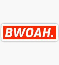 Bwoah Kimi  Sticker