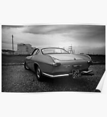 Volvo P1800 S Coupe Poster
