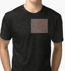 lily, style emboss Tri-blend T-Shirt