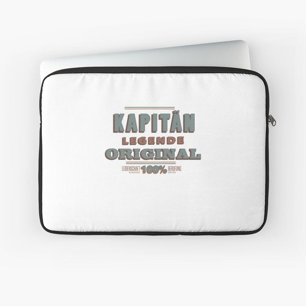 Kapitän Laptoptasche