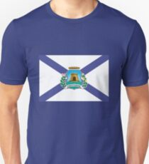 Flag of Fortaleza, Brazil T-Shirt
