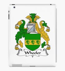 Wheeler or Wheler iPad Case/Skin