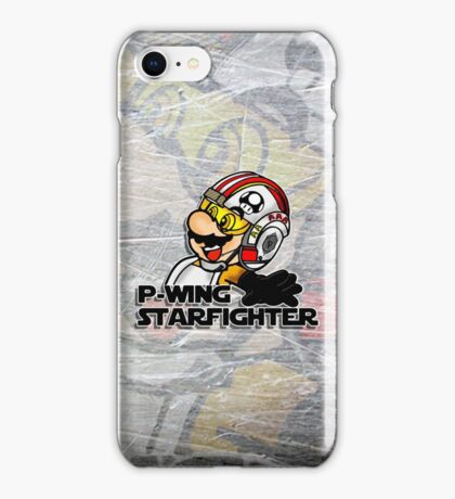 P-Wing Starfighter iPhone Case/Skin