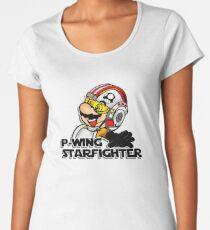 P-Wing Starfighter Women's Premium T-Shirt