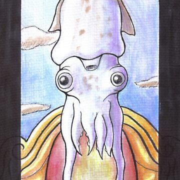 Squidness! by Antiismist