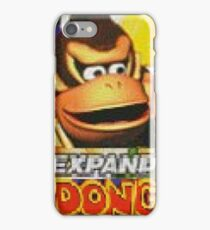 Expand Dong iPhone Case/Skin