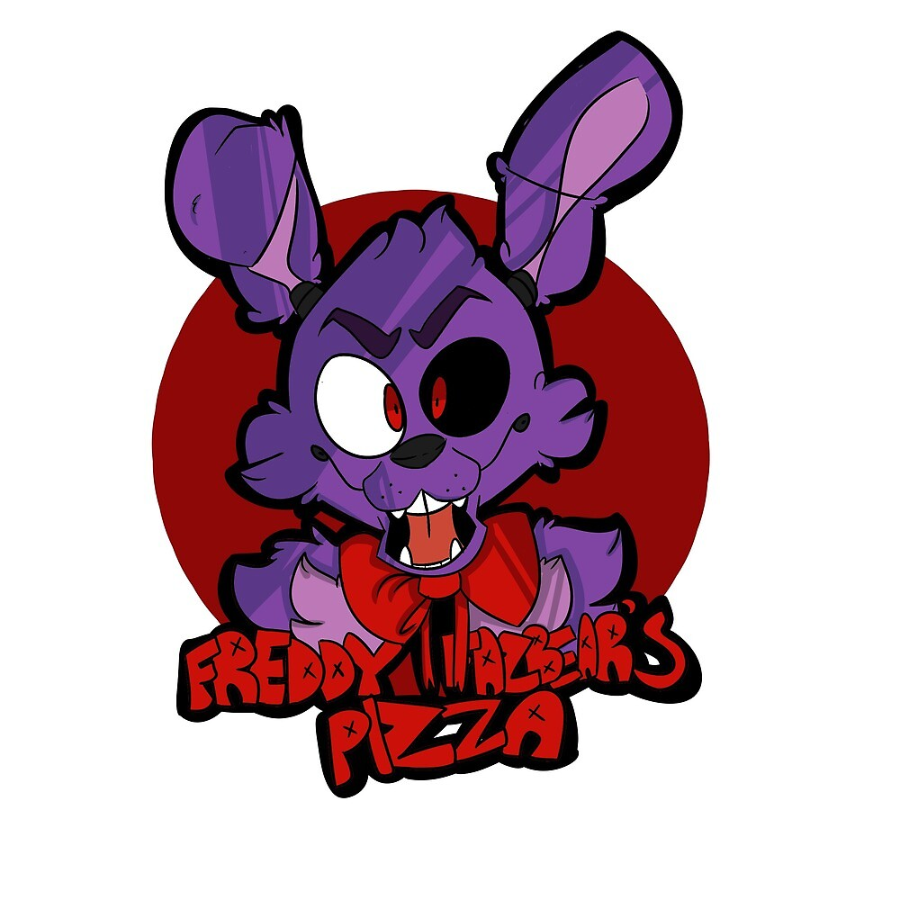 """Five Nights At Freddy's Bonnie Animated five nights at freddy's - bonnie (fnaf) """"artiplier"""