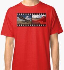 Stinson Sentinel Filmstrip @ Festival Of Flight 2011 Classic T-Shirt