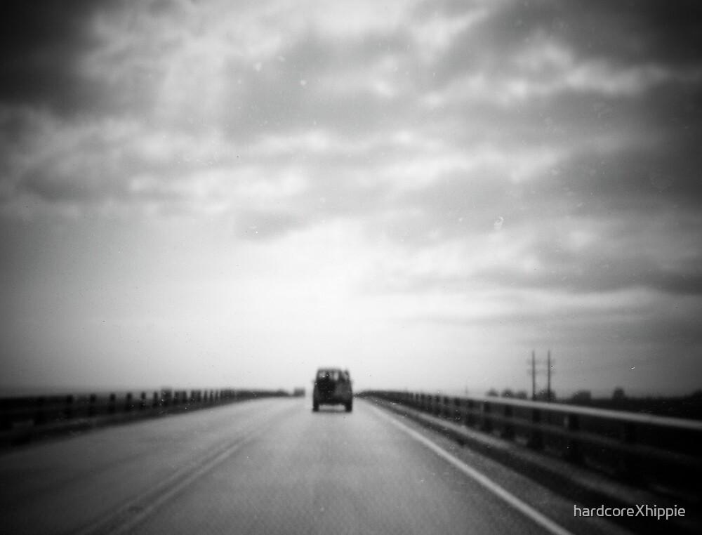 long road home. by hardcoreXhippie