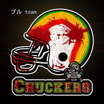 Chuckers (Print Version) by Rodmarck