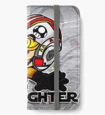 P-Wing Starfighter (Print Version) iPhone Wallet