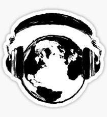 Headphone Nation Sticker
