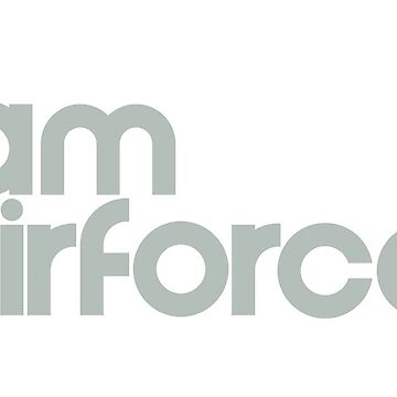 I Am Airforce. by jdee3636