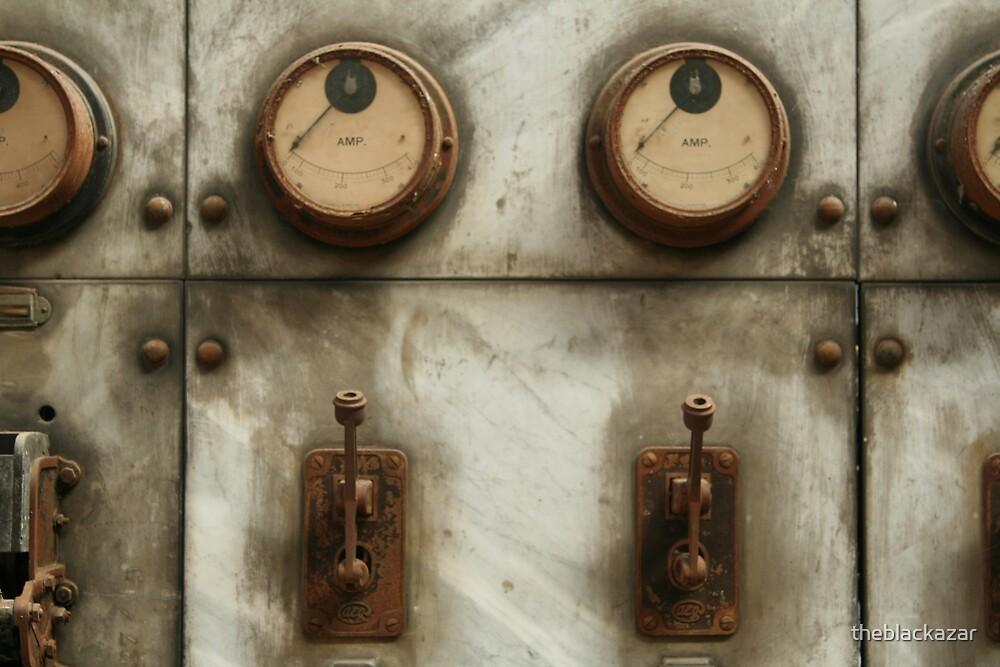 meter reader by theblackazar