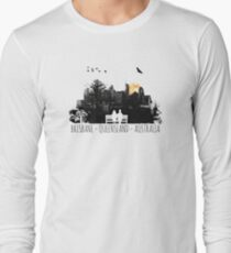 BRISBANE - QUEENSLAND - AUSTRALIA Long Sleeve T-Shirt