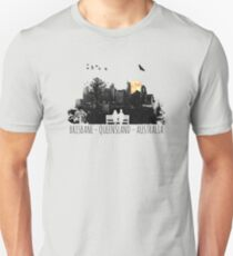 BRISBANE - QUEENSLAND - AUSTRALIA Unisex T-Shirt