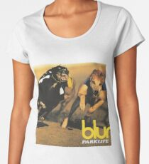 Blur- Parklife Women's Premium T-Shirt