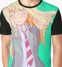 kaori Graphic T-Shirt