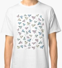 Pastel airplanes Classic T-Shirt