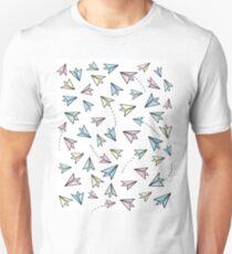 Pastel airplanes T-Shirt
