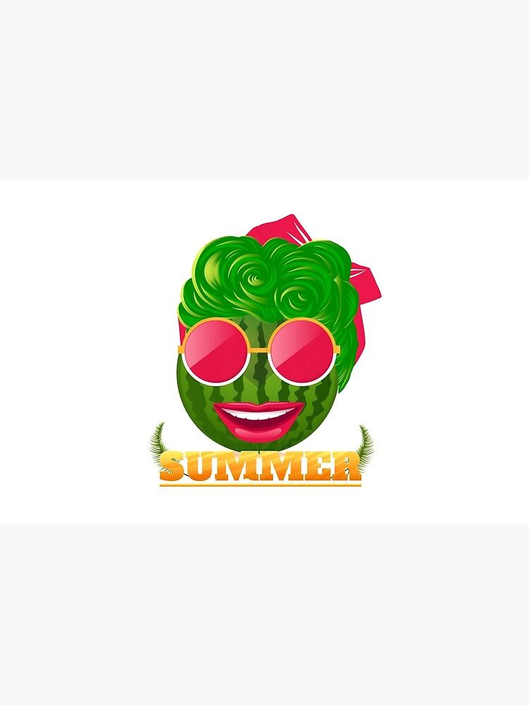 Watermelon Summer 2017 by dalavadiel