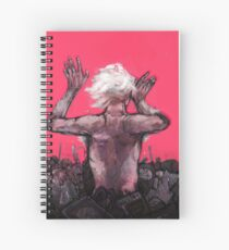Emmett Brown - Premonition Spiral Notebook
