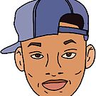 will smith face by andilynnf