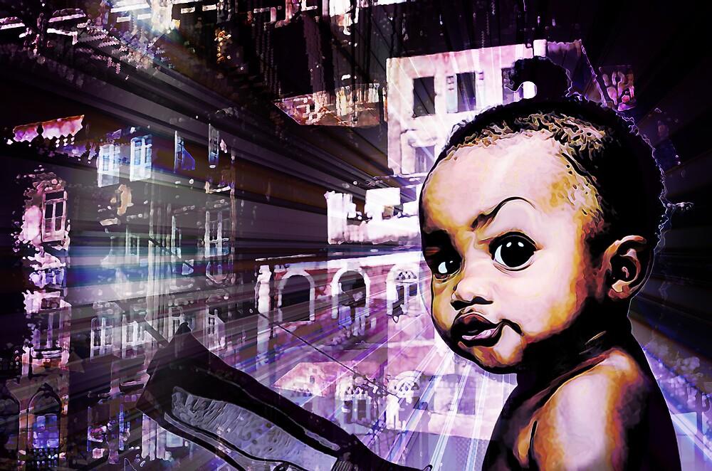City Kid by mickyblu