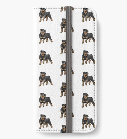 Rottweiler  iPhone Wallet