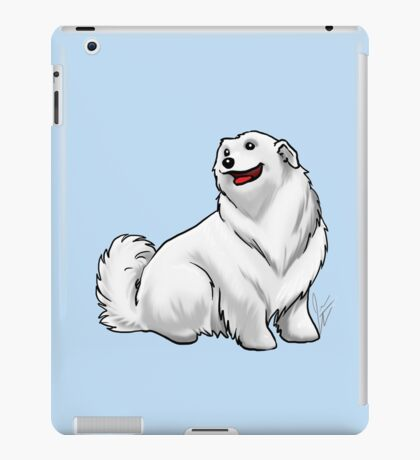 Great Pyrenees iPad Case/Skin